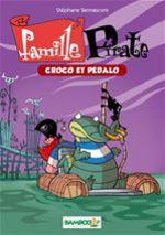Vente Livre Numérique : Famille Pirate Bamboo Poche T1  - Stéphane Bernasconi