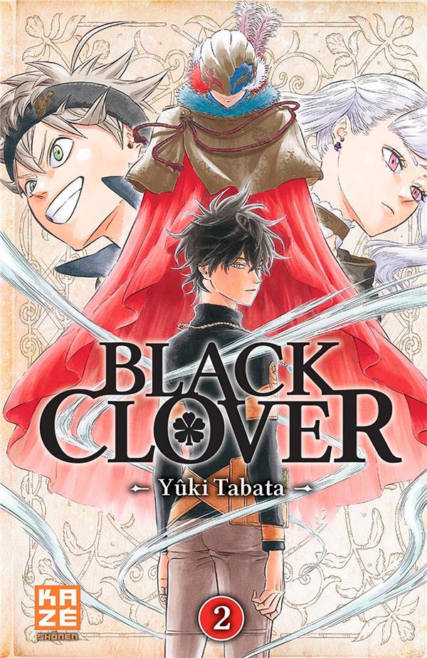 Black Clover T.2