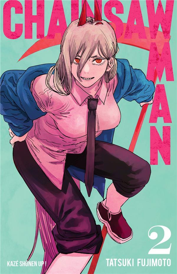 Chainsaw man t.2