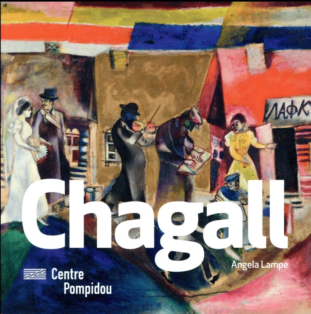 Chagall monographie