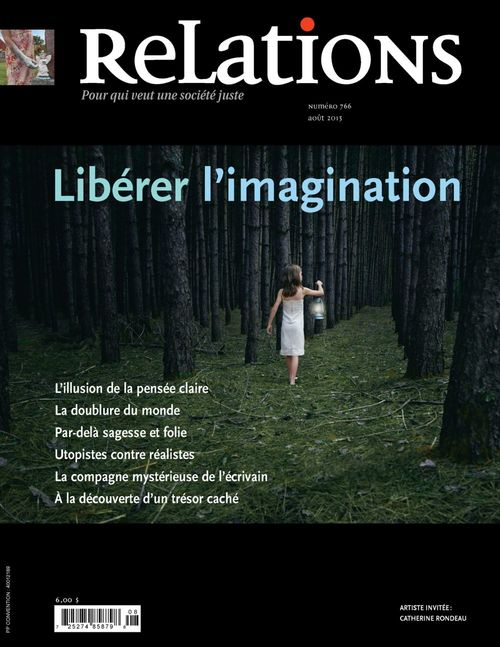 Relations. No. 766, Juillet-Août 2013