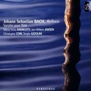 reflexio : sonates pour flûte
