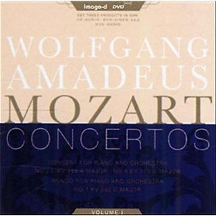 Intégrale Des Concertos /vol.1