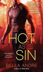 Vente Livre Numérique : Hot as Sin  - Bella Andre