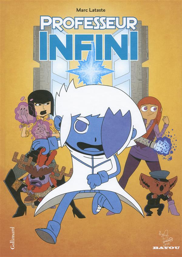 Professeur Infini
