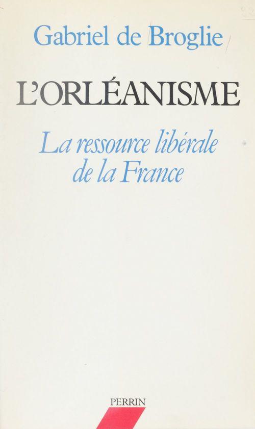 L'orleanisme