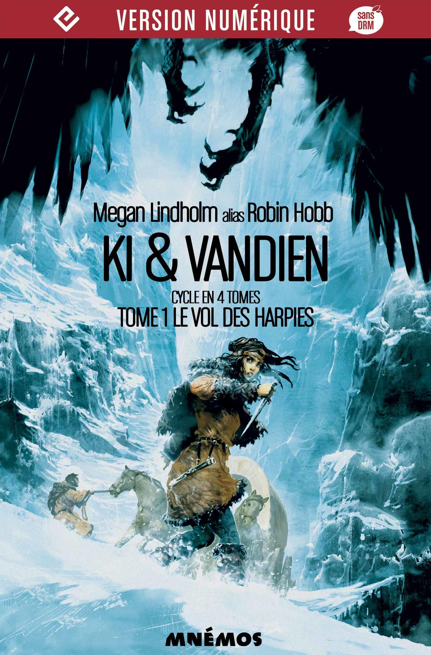 Ki et Vandien T.1 ; le vol des harpies