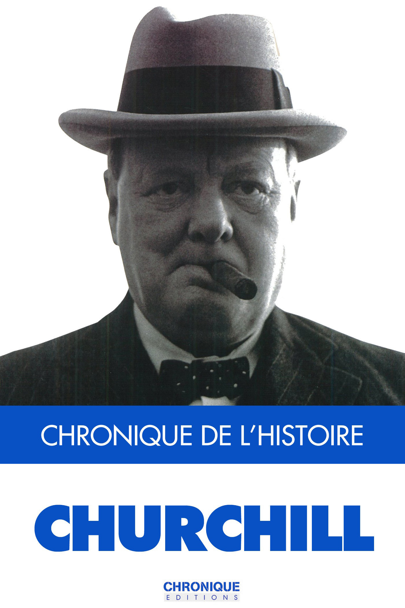 Churchill  - Éditions Chronique  - François Nida