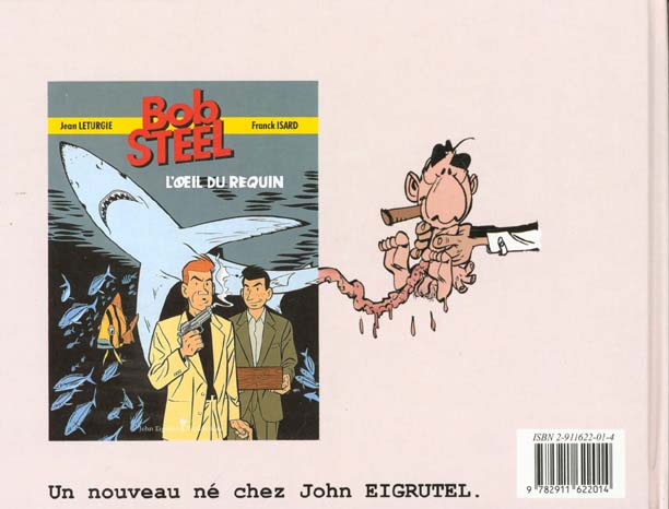 Les aventures de Bob Steel ; le contrat de Bob Steel