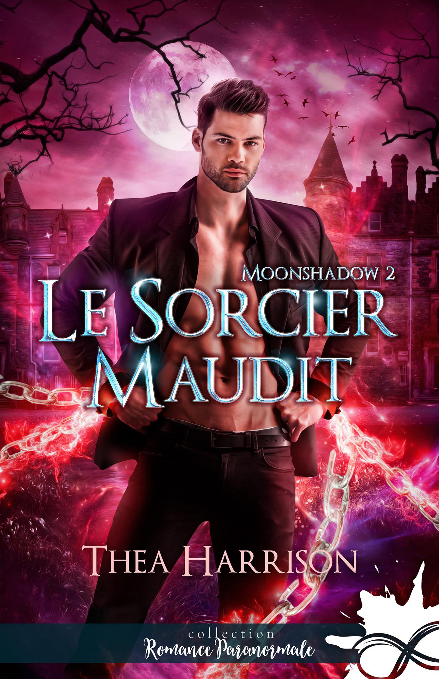Moonshadow t.2 ; le sorcier maudit