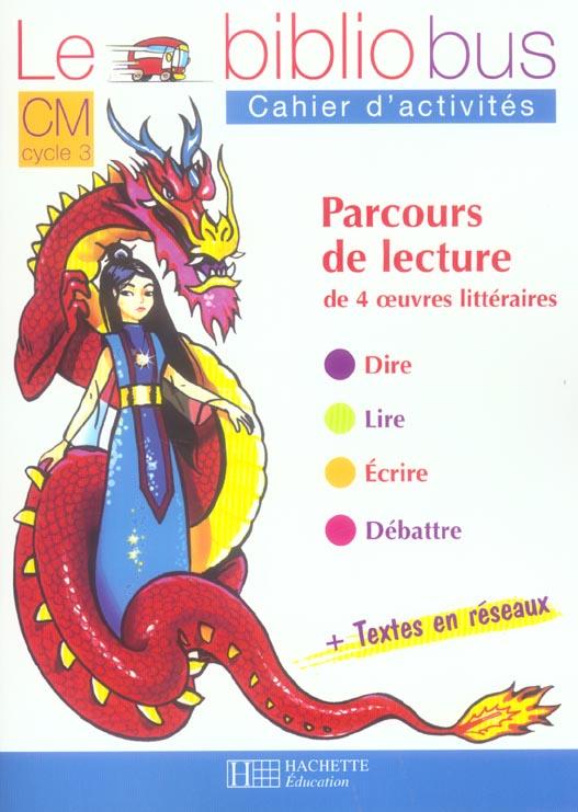 Le Bibliobus N  9 Cm - La Perle Phosphorescente - Cahier D'Activites - Ed.2005