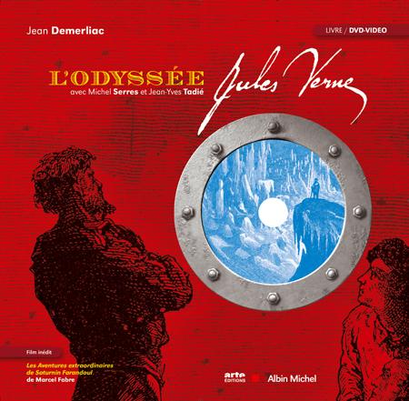 2005, l'odyssee jules verne (dvd)