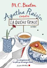 Vente Livre Numérique : Agatha Raisin enquête 1 - La quiche fatale  - M.C. Beaton