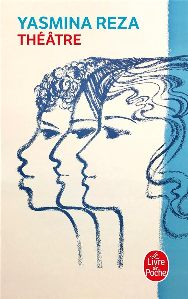 Théâtre ; l'homme du hasard ; conversations après un enterrement ; la traversée de l'hiver ;