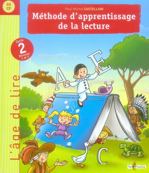 méthode d'apprentissage de la lecture ; gs, cp
