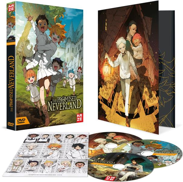 The promised Neverland, saison 1