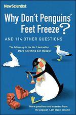 Vente Livre Numérique : Why Don't Penguins' Feet Freeze  - Scientist New