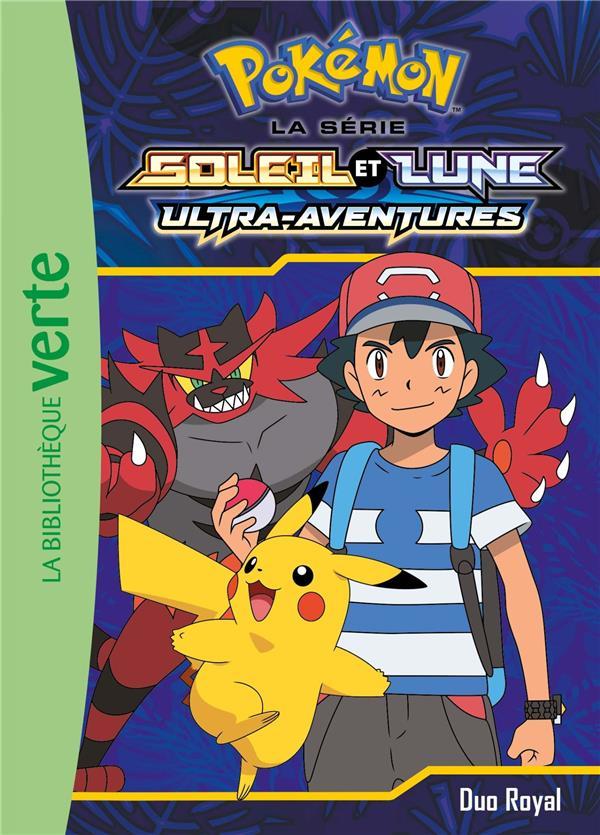 Pokémon - Soleil et Lune T.18 ; duo royal