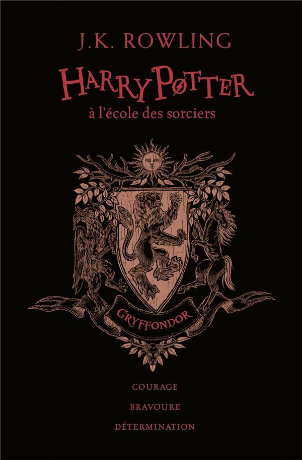 Harry potter a l'ecole des sorciers - gryffondor