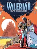 Vente Livre Numérique : Valérian - Tome 2 - Empire des mille planètes - édition spéciale  - Pierre Christin