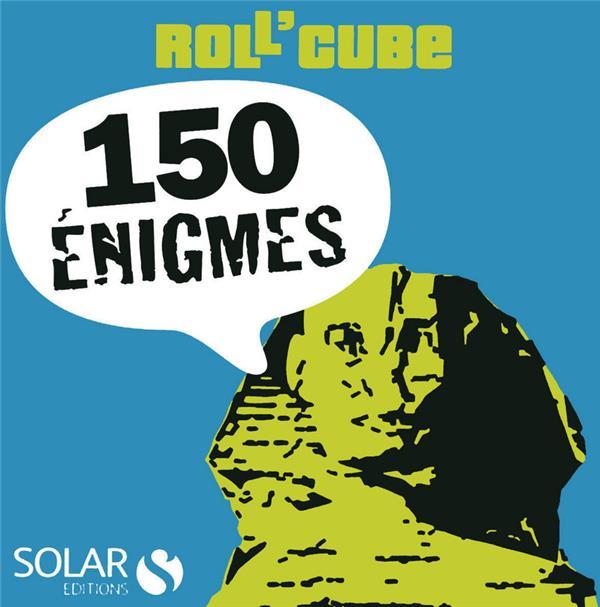Roll'Cube; 150 Enigmes