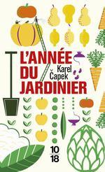 Couverture de L'Annee Du Jardinier