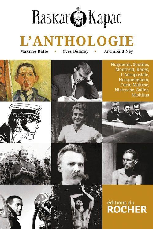 Raskar Kapac - L'anthologie  - Maxime Dalle  - Collectif