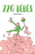 Vente EBooks : 226 bébés  - Flore Vesco