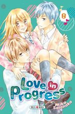 Love in progress T.8  - Mika Satonaka