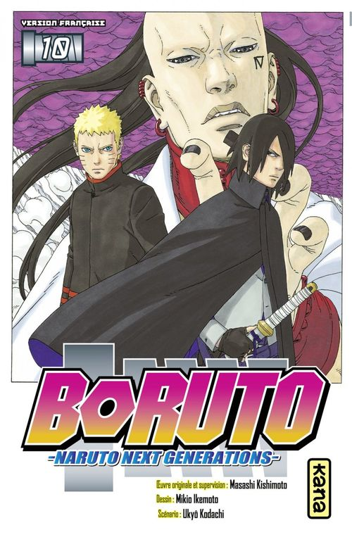 Boruto - Naruto next generations t.10