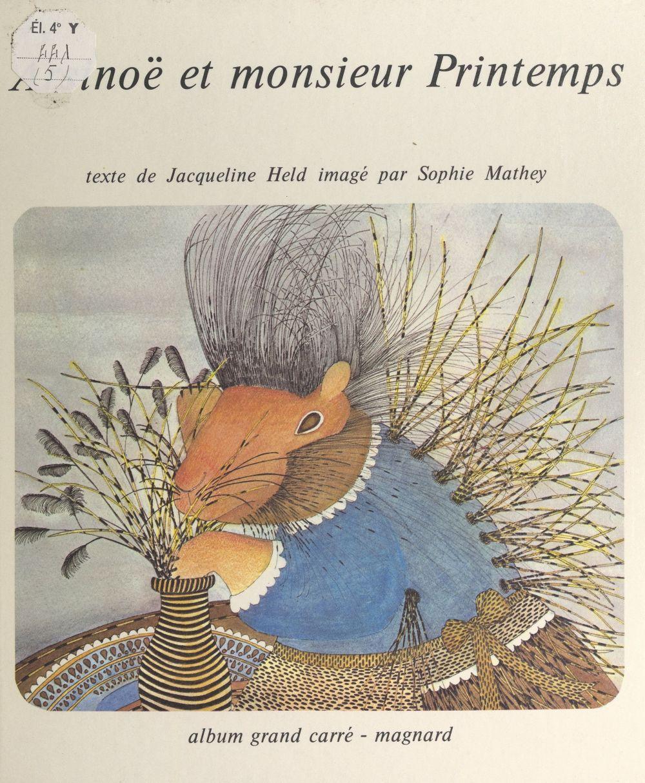 Arsinoë et Monsieur Printemps