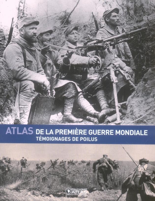 Atlas De La Premiere Guerre Mondiale