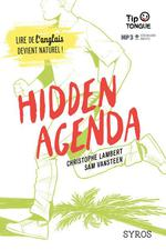 Couverture de Hidden agenda