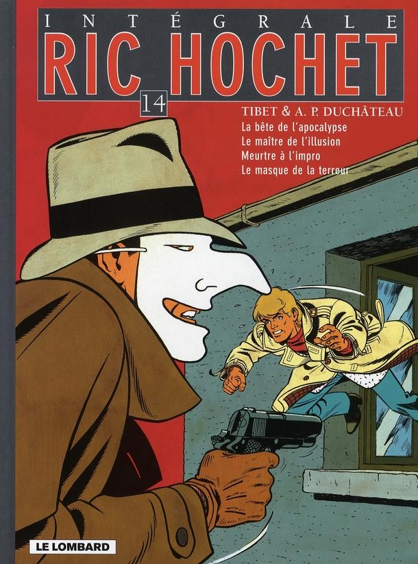 Ric Hochet ; INTEGRALE VOL.14