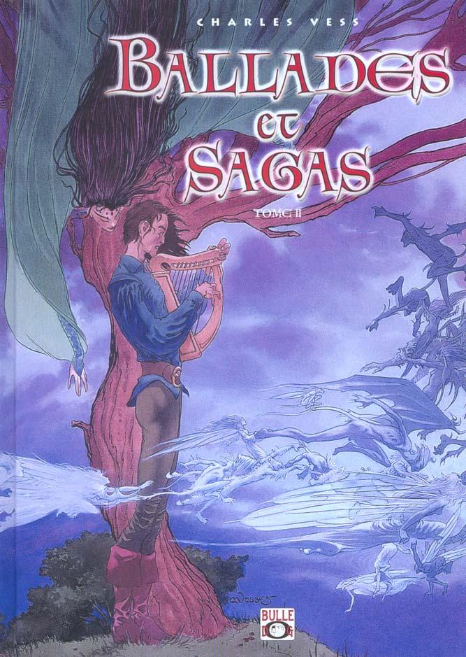 ballades et sagas t.2