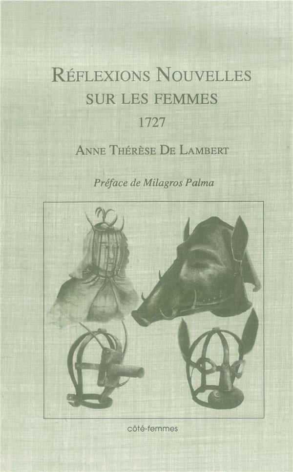 Réflexions nouvelles sur les femmes (1727)