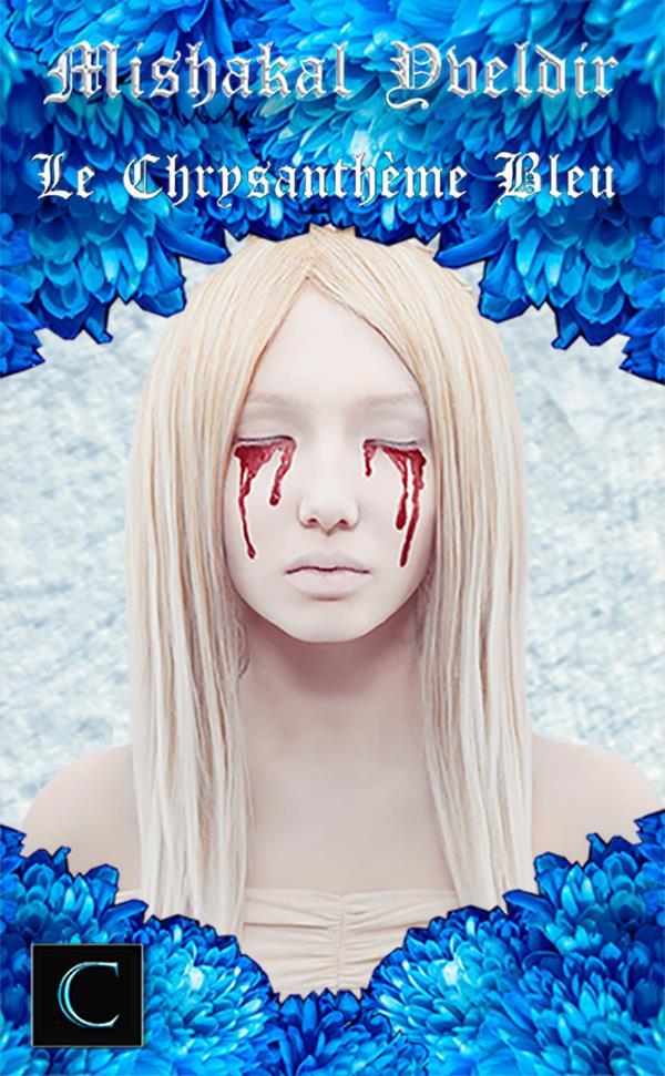 Le chrysanthème bleu