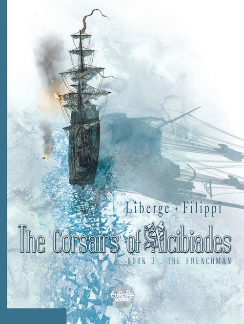 The Corsairs of Alcibiades - Volume 3 - The Frenchman