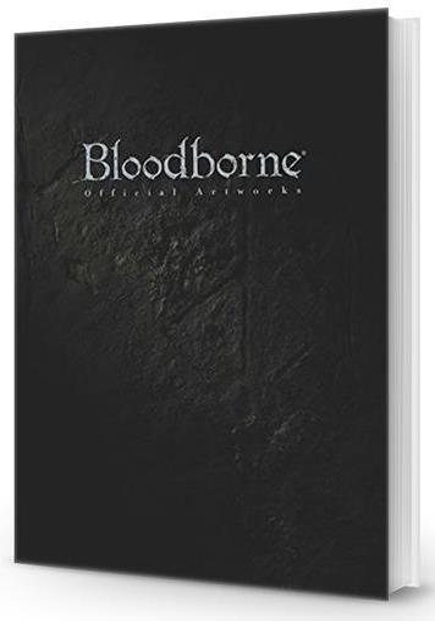 Bloodborne ; official artbook