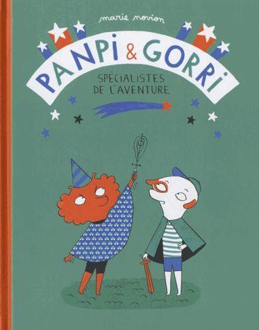 Panpi et Gorri, specialistes de l'aventure