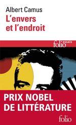 Vente Livre Numérique : L'envers et l'endroit  - Albert Camus