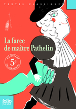 Vente Livre Numérique : La farce de maître Pathelin (édition enrichie)  - Anonymes