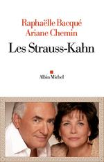 Vente EBooks : Les Strauss-Kahn  - Ariane Chemin - Raphaëlle Bacqué
