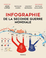Vente EBooks : Infographie de la Seconde Guerre mondiale  - Vincent BERNARD - Nicolas AUBIN - Jean Lopez - Nicolas GUILLERAT