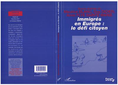 Immigres en europe le defi citoyen