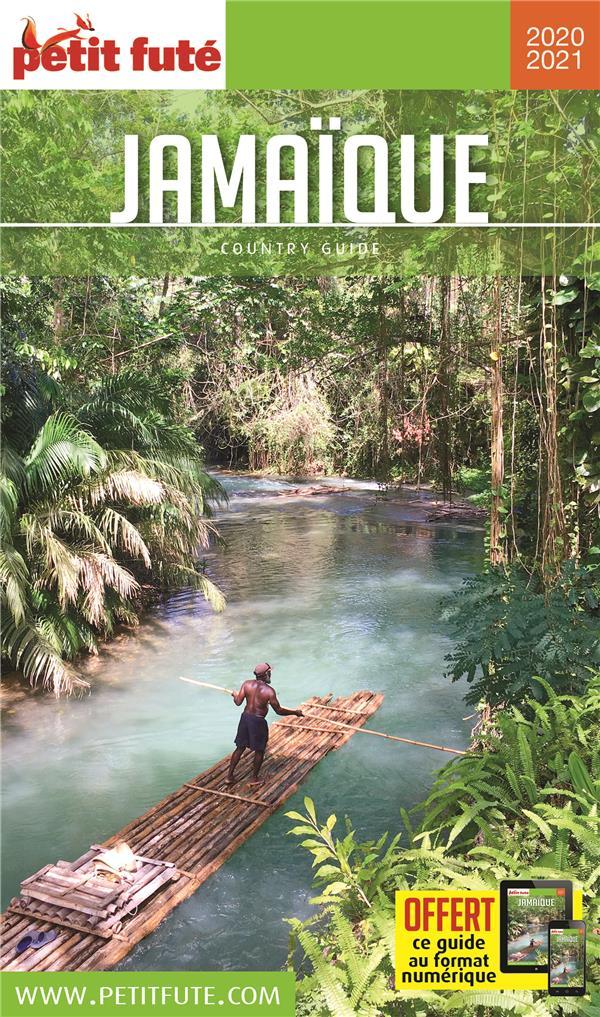 GUIDE PETIT FUTE ; COUNTRY GUIDE ; Jamaïque (édition 2020/2021)