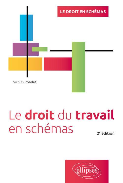 Le droit du travail en schémas (édition 2020)