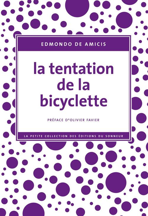La tentation de la bicyclette