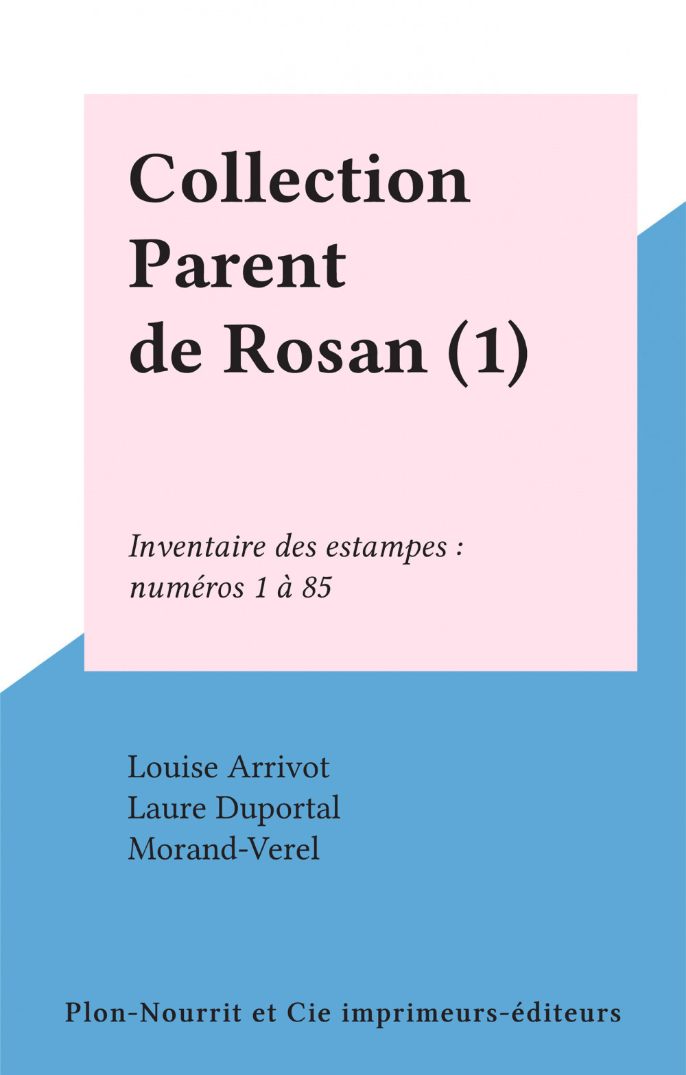 Collection Parent de Rosan (1)