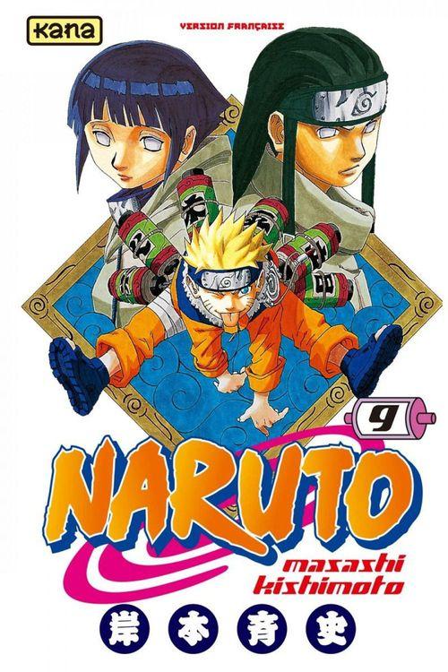 Naruto - Tome 9  - Masashi Kishimoto